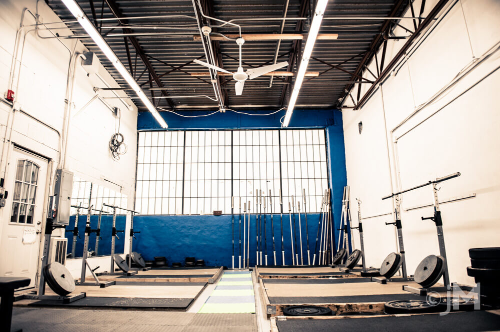 Resources for building a crossfit gym