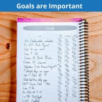 Setting and achieving goals is a great way to improve your fitness and keep yourself motivated