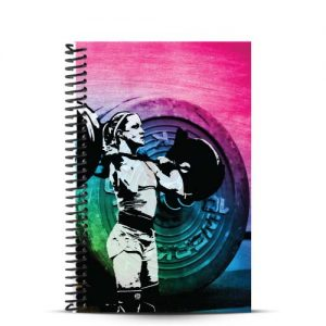 Girls Who Lift wod journal