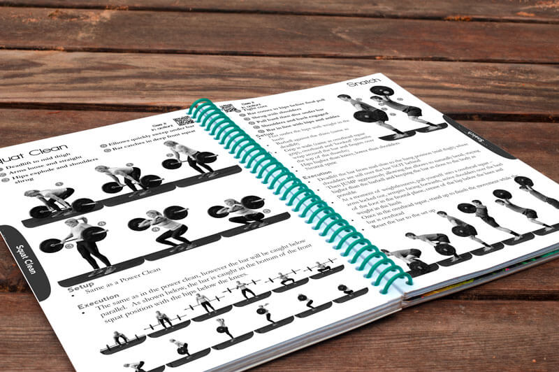 Add the movement package to review common fitness movements