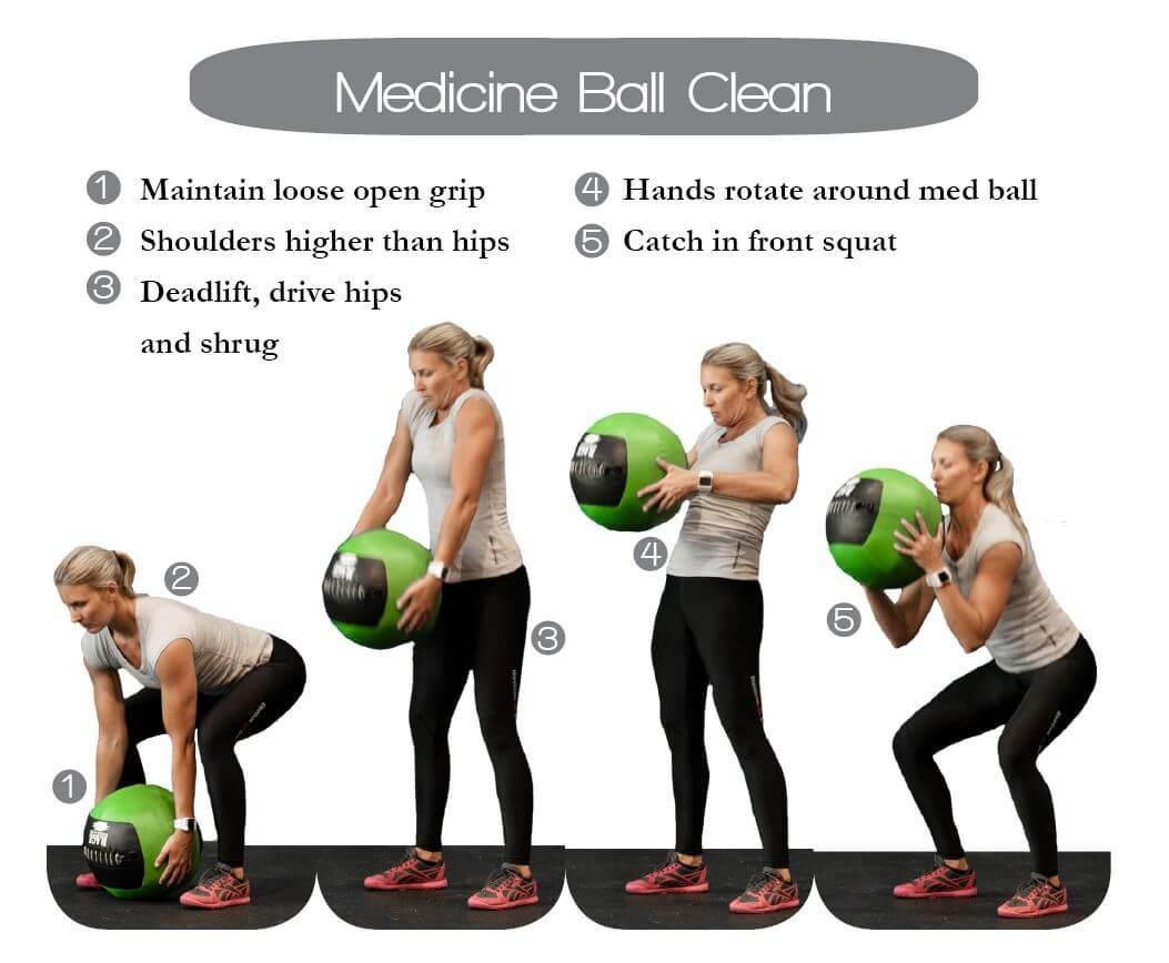 clean exercise technique