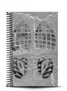 Custom Running journal for endurance athletes