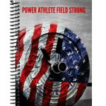 American Barbell personalized weightlifting journal