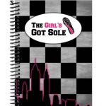 The Girl's Got Sole Running journal