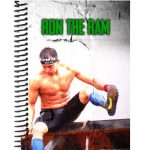 Fitness journal to help you train for races