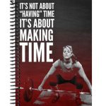 Personalized journals: Creating the perfect weightlifting journal