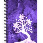 Thought tree mindfulness journal