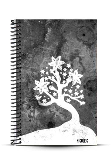 Mindfulness journal cover