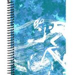 Wind tunnel cycling journal cover