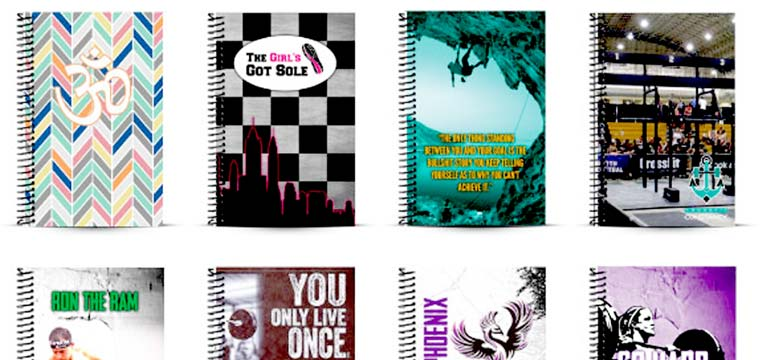 Custom notebooks and personalized notebooks
