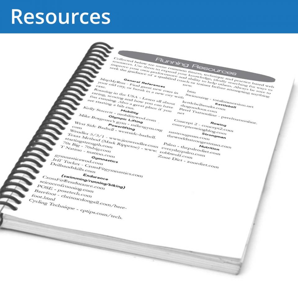 The running resources page gives you some ideas for going to find more information on the internet