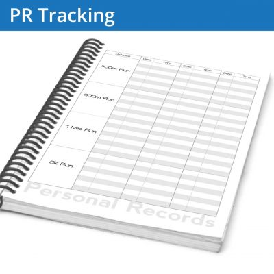 The triathlon PR tracking page helps you keep track of your best performances at various distances and disciplines. Use it to figure out if your training is making the difference you wanted to.