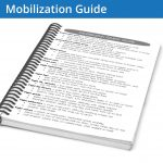 The Fitness Journal mobilization guide is a quick guide for addressing common mobility and aches