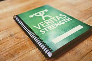 Veritas Strength Custom Wholesale Workout Journal Testimonial