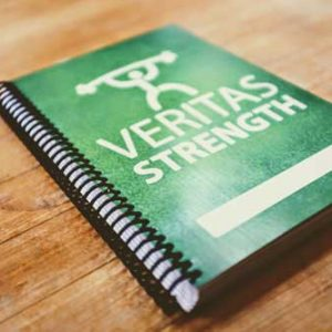 Veritas Strength and Conditioning wholesale fitness journal testimonial