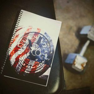 american barbell custom fitness journal