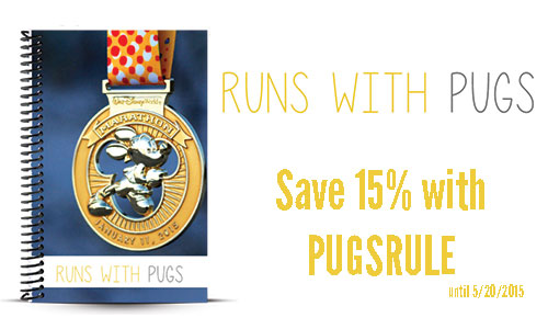 Runs with Pugs Running Journal Review and Coupon