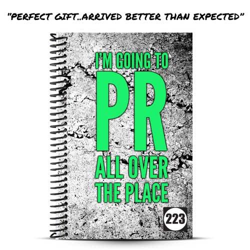Jeanne's perfect PR Journal