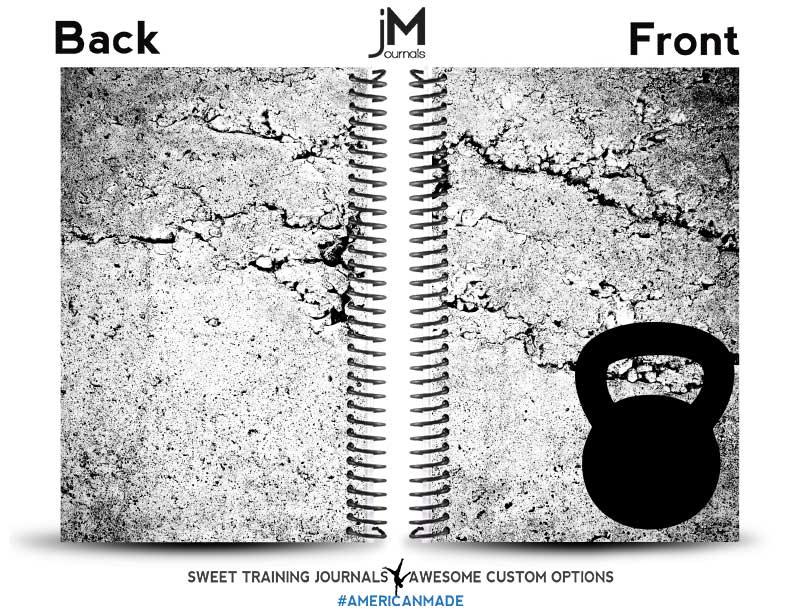 Mira's kettlebell cracks fitness journal
