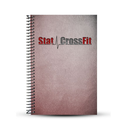 Trudy's red wod journal for the Stat CrossFit affiliate