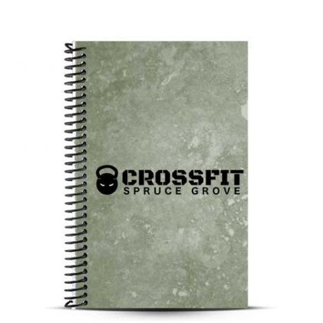 CrossFit Spruce Grove Workout Journal Front Cover