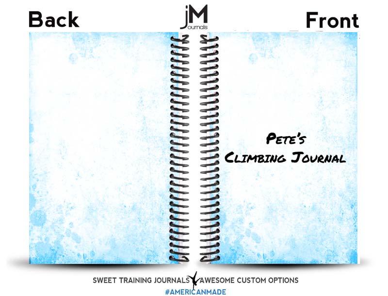 MH11619 2 custom rock climbing journal